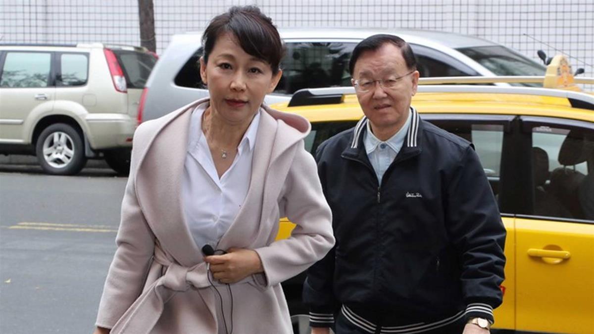 羅淑蕾控告郭新政盛竹如誹謗 北院開庭調查