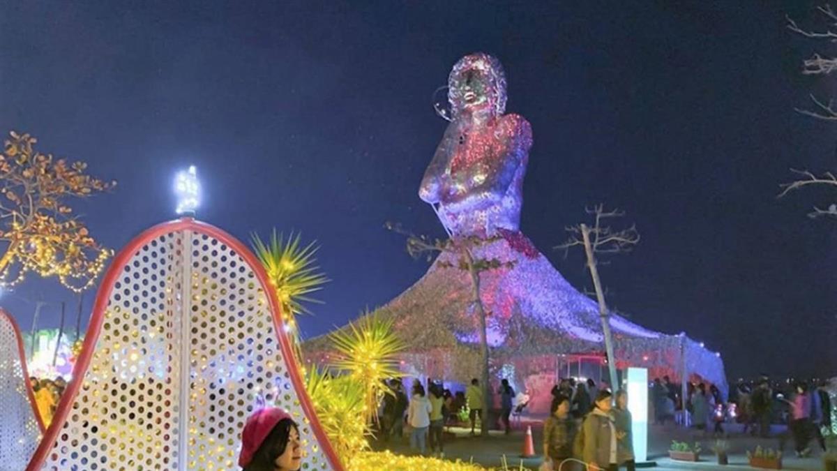 燈會「海之女神」紅遍全台 新住民婦女看到落淚...
