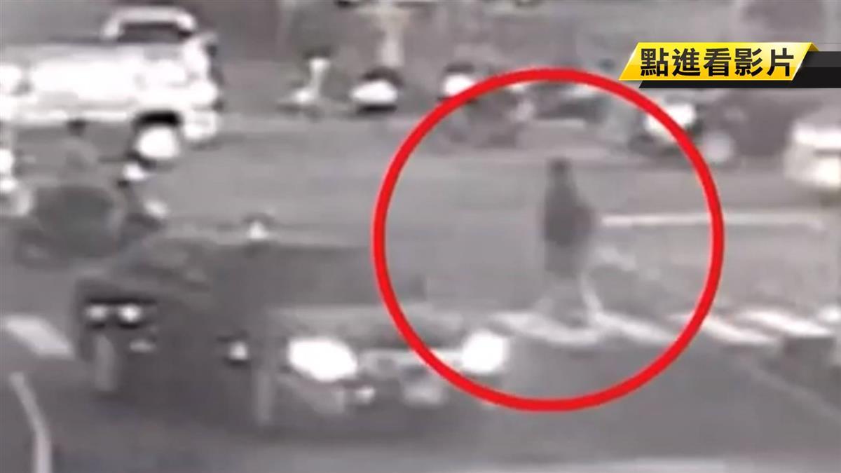 7旬翁撞女學生落跑!辯稱:車沒擦傷所以沒事