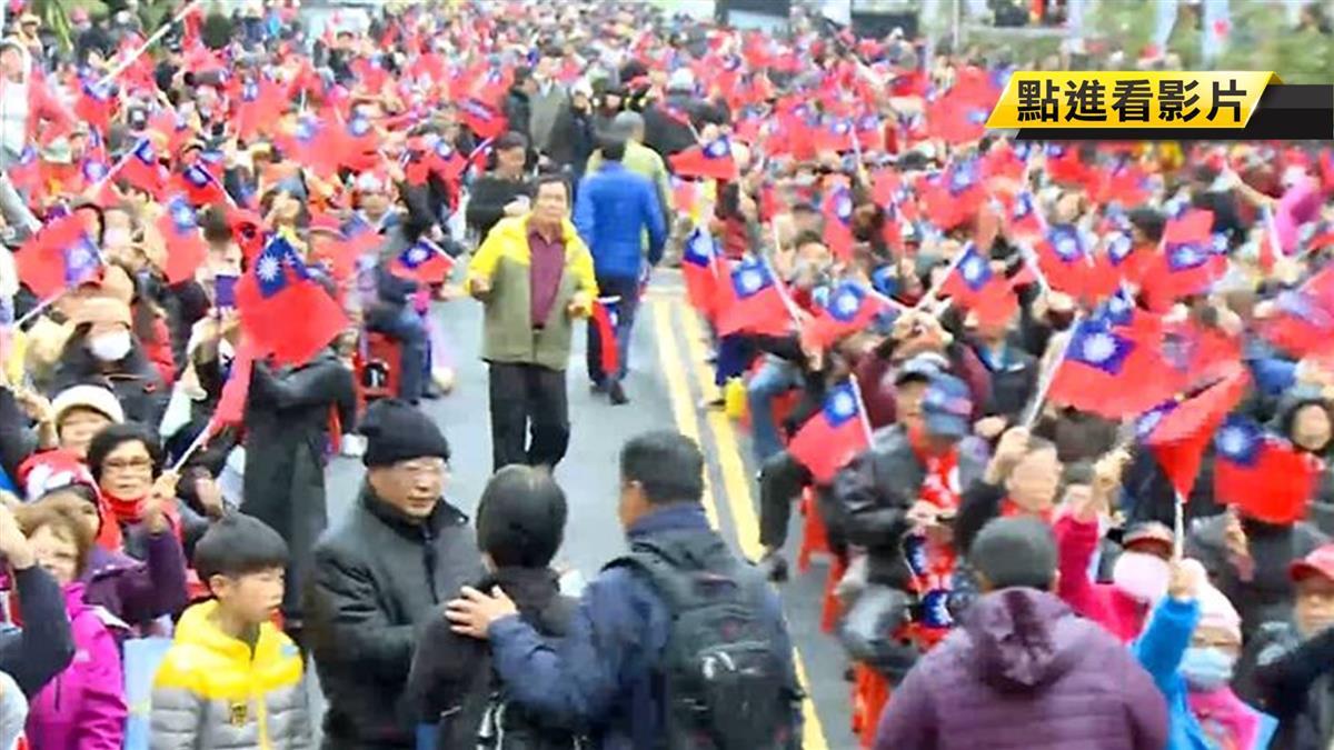 韓國瑜北上三重…民眾全台跑透透!紐約狂粉跨海搶周邊