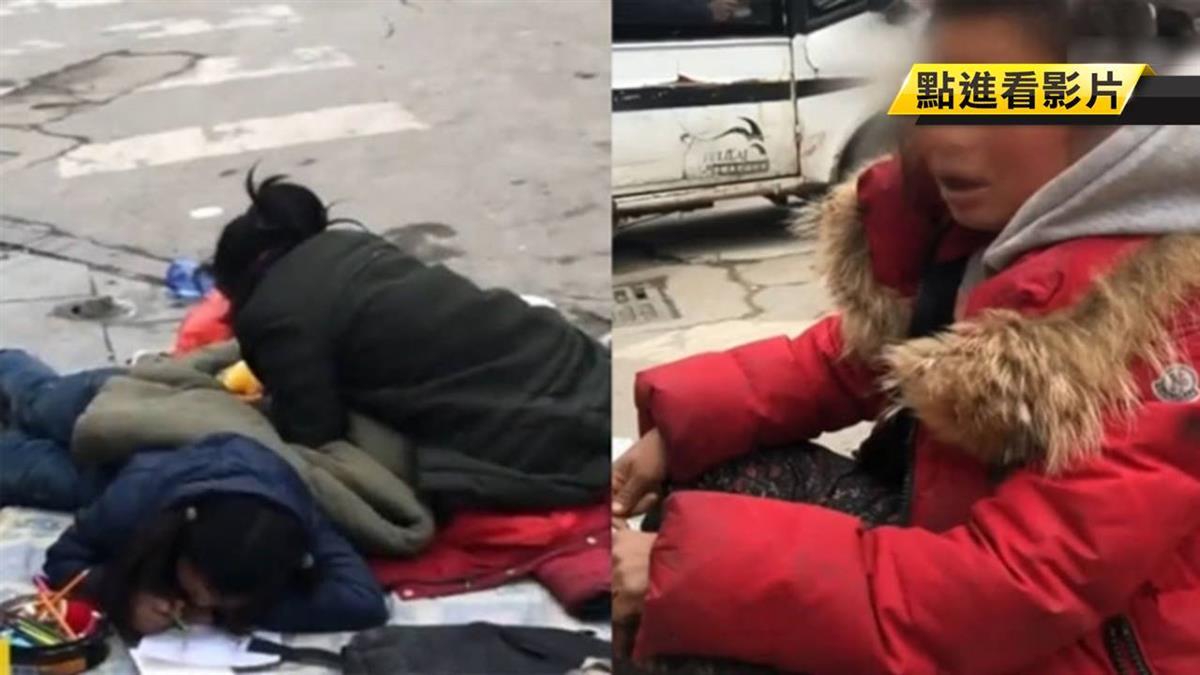 半癱媽養8子女…寧願乞討拒受援!遭踢爆:1日賺近萬元