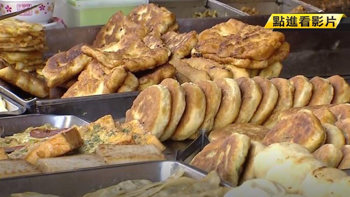 想吃台中在地早餐 第五市場銅板美食多