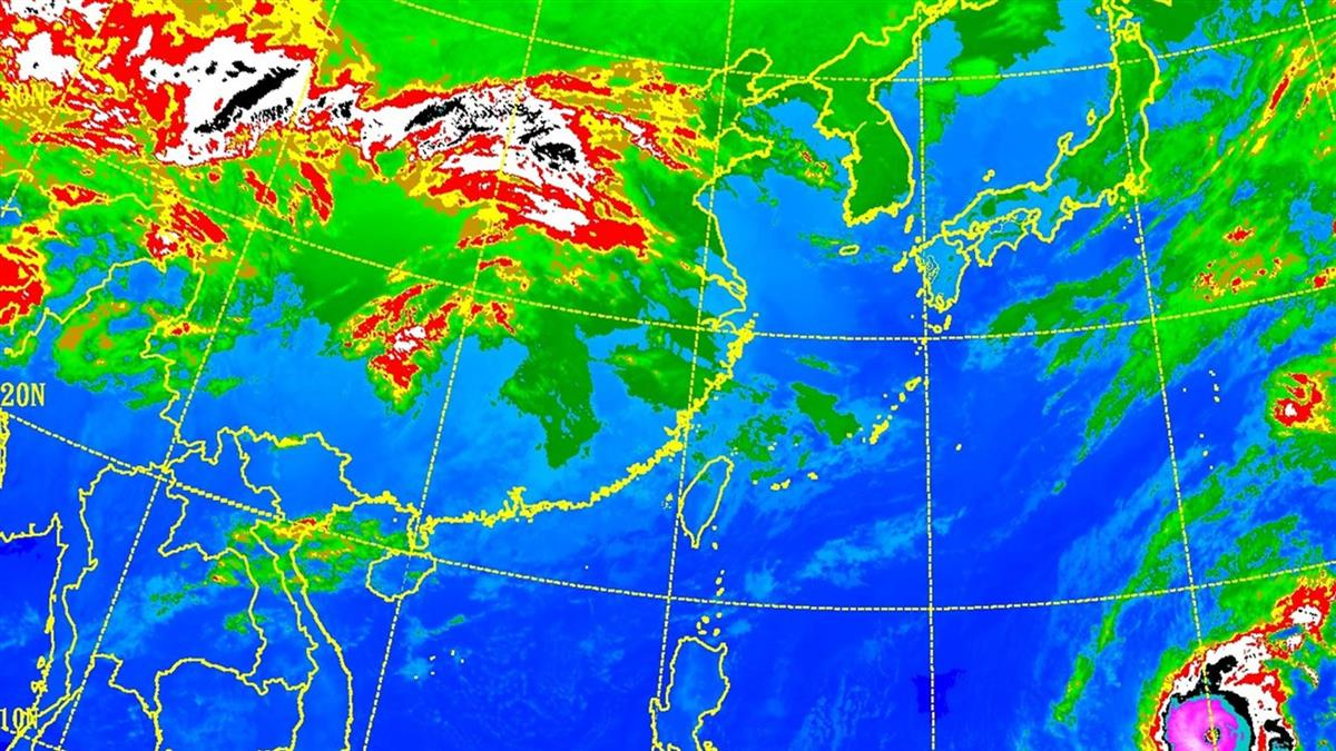 連假2變天!蝴蝶強颱是否影響台灣?專家給答案了