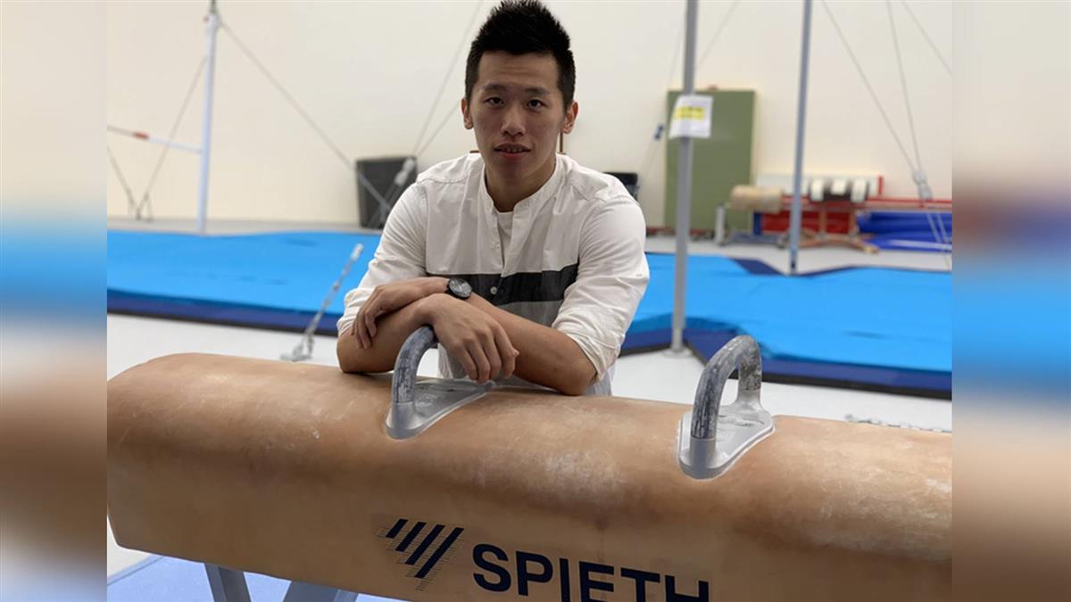 體操奧運積分賽連奪2金 李智凱盼盡快達標