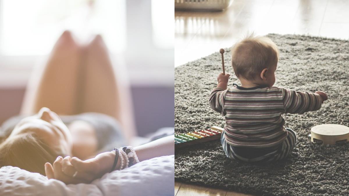 八爪椅傳「小孩」笑聲!情侶摩鐵搞出人命 2歲兒吐投胎真相