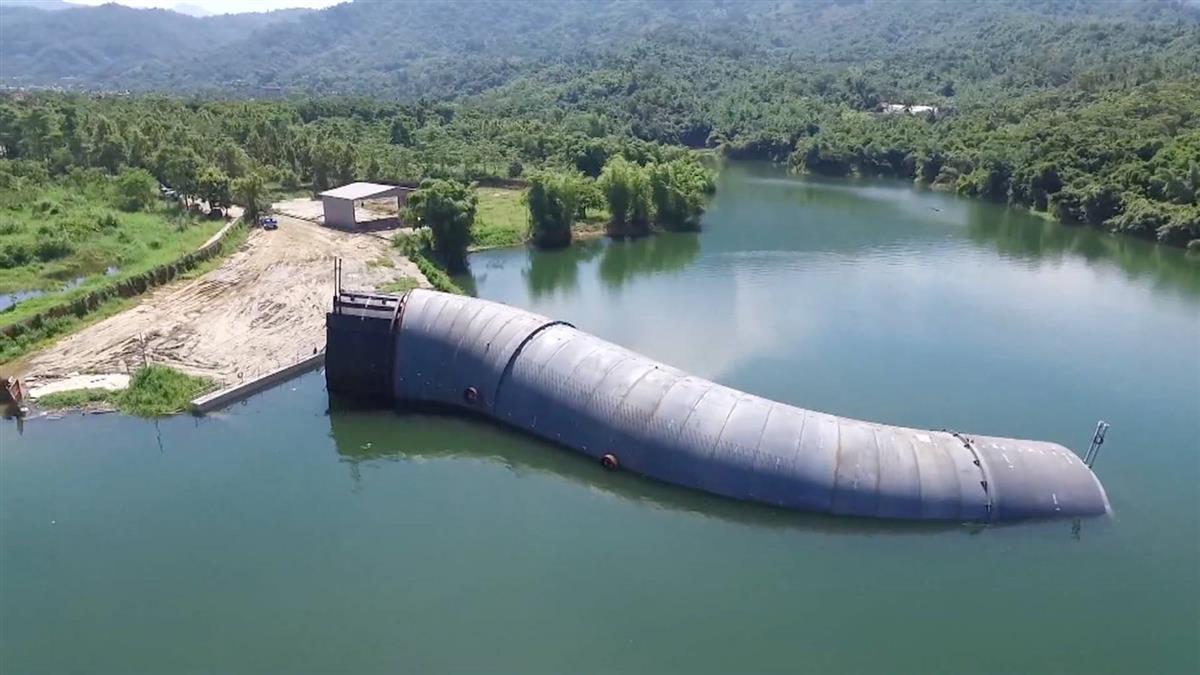 台灣水利工程又一創舉!第一座防淤隧道正式啟用