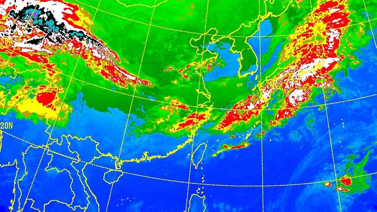 連假首波東北季風到!收假日再變天「低溫探15度」