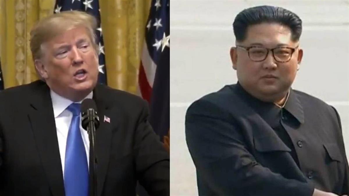 金正恩:若不願非核化 不會出現在越南