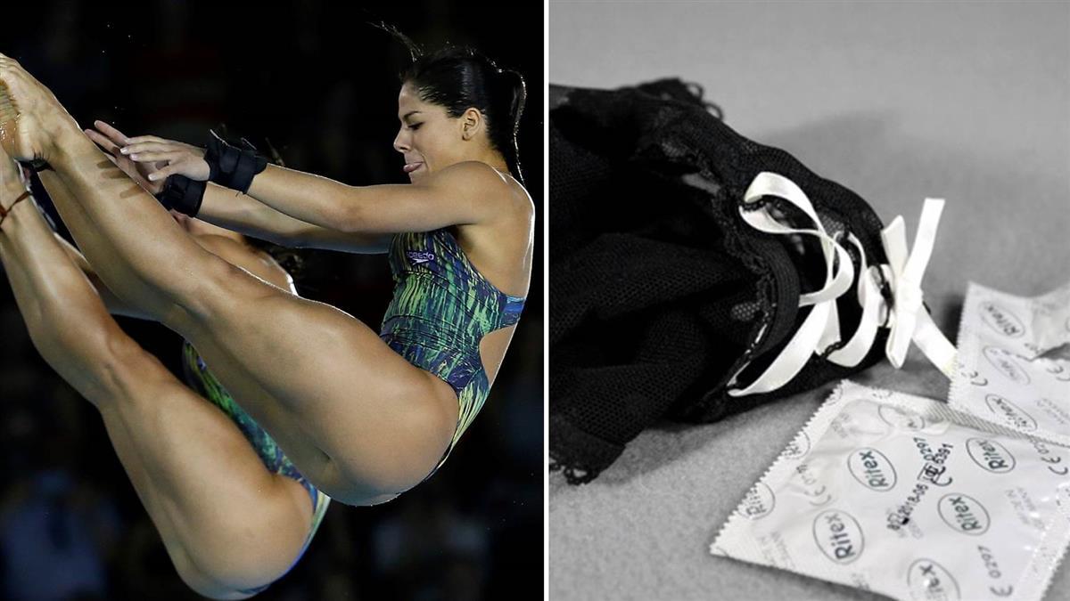 賽前一夜情淪墊底!奧運女將毀前程 崩潰訴:被邀拍A片
