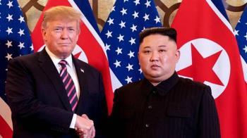 川金二會破局 川普:持續與北韓對話