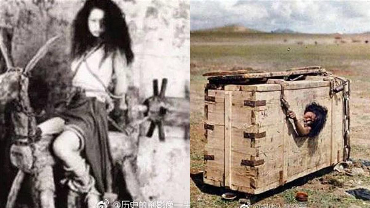 清朝酷刑3招專對付女人 「騎木驢」讓人生不如死!