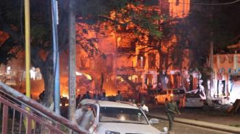 索馬利亞首都發生爆炸槍戰 至少13人喪命