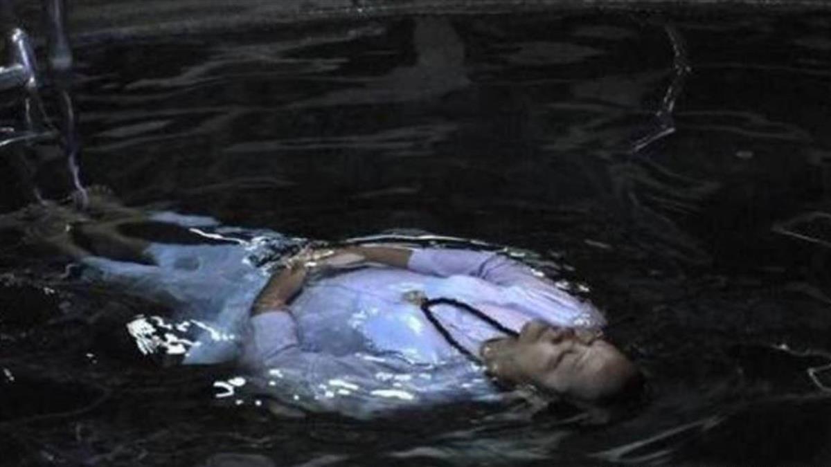詭!泰國神奇大媽自稱佛祖漂水上 襁褓嬰兒一秒揭騙局