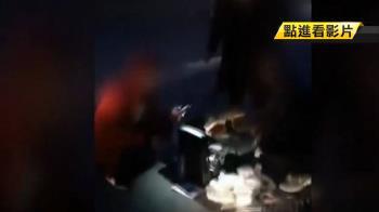 餓到凍抹條!3男車停高速公路打閃燈 只為煮火鍋吃