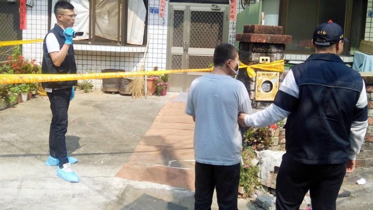 血從1樓滴到2樓!64歲男遭馬克杯猛擊頭 皮帶狠勒慘死
