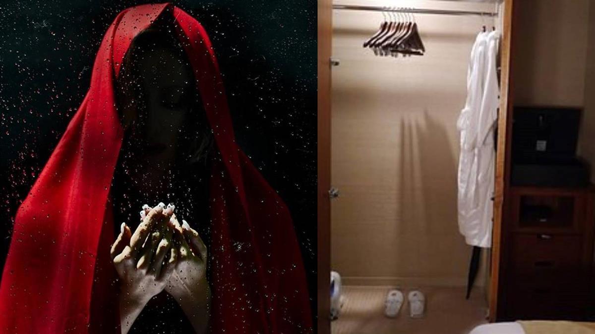 飯店見紅衣古裝女緩轉身…整晚嘆氣!她嚇:留一撮長髮