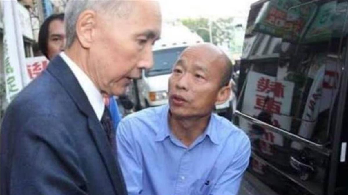 韓國瑜星馬行簽上億元合作!一個動作為民謀福 網:鼻酸