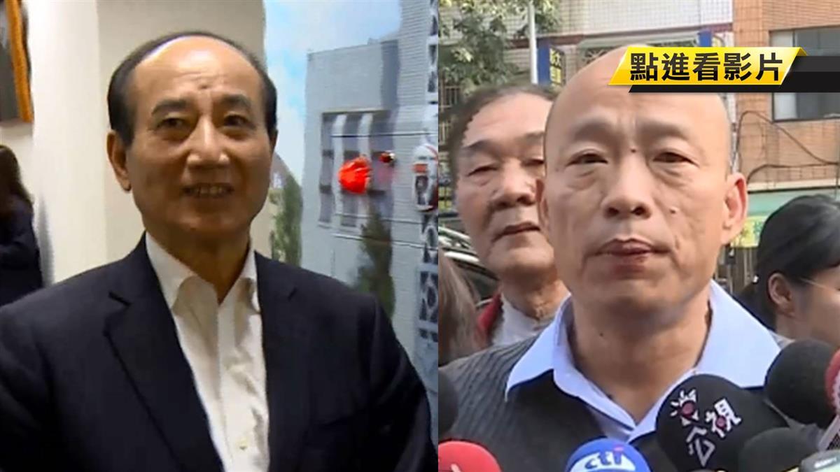 拉攏韓粉?王金平:總統只做一任…有機會交棒韓國瑜