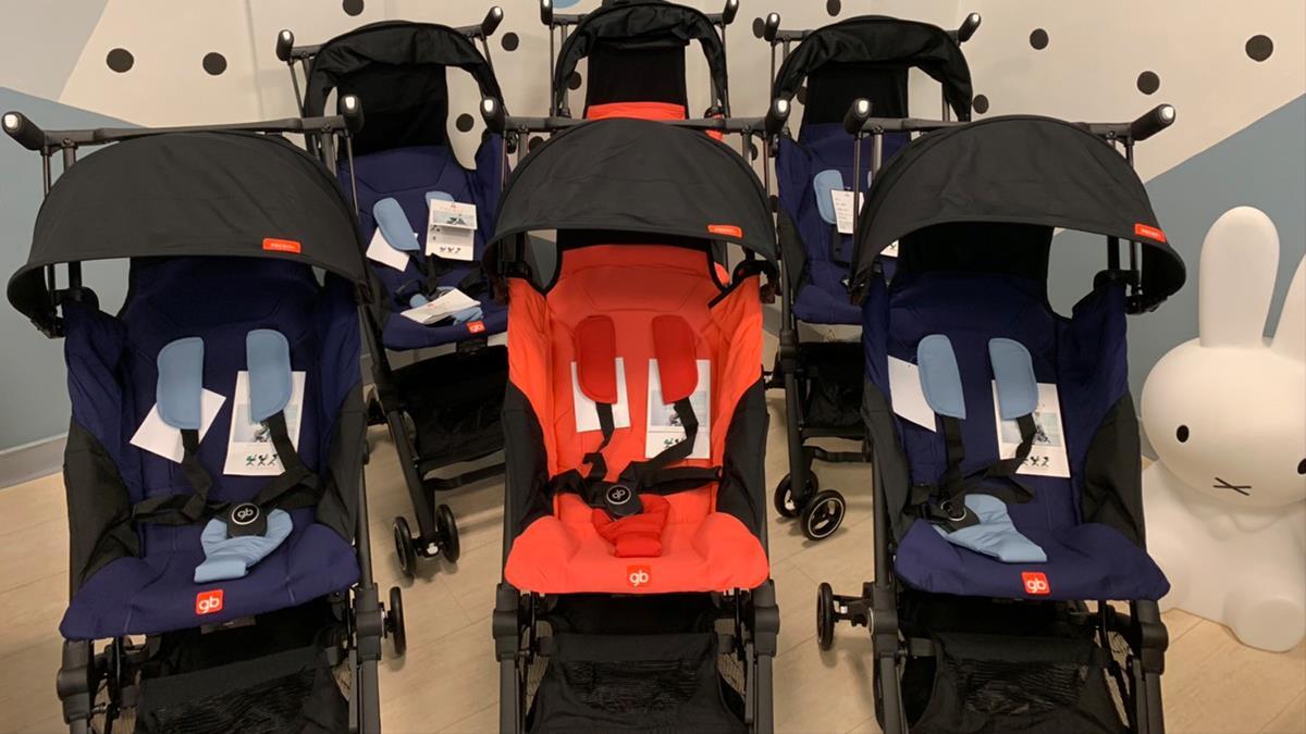 外出旅行新寵兒  「嬰兒用品出租」成為新手爸媽好幫手!