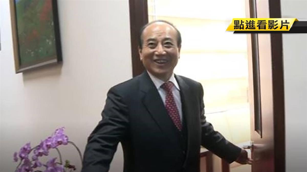 獨立參選?王金平:我最有能力團結國民黨