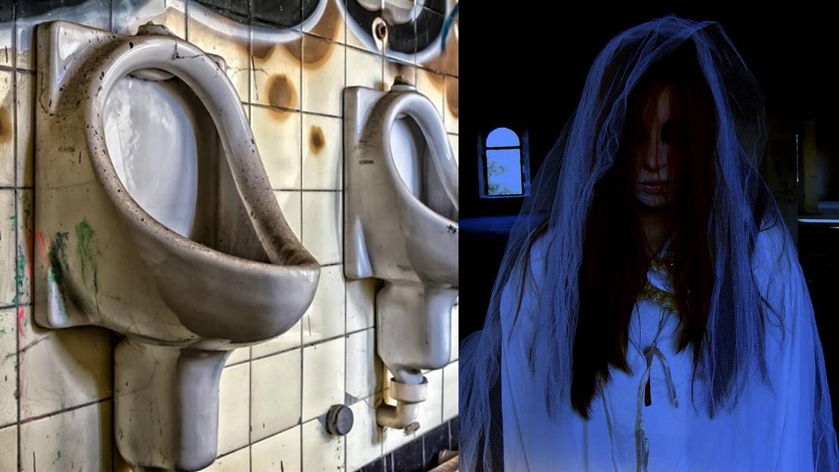 廁所蹲到一半…聽見女「恩啊~」 真相曝光網崩潰了