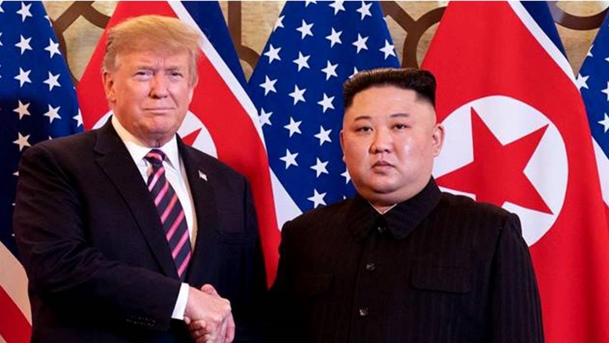 川普否認 停止美韓軍演是對金正恩讓步