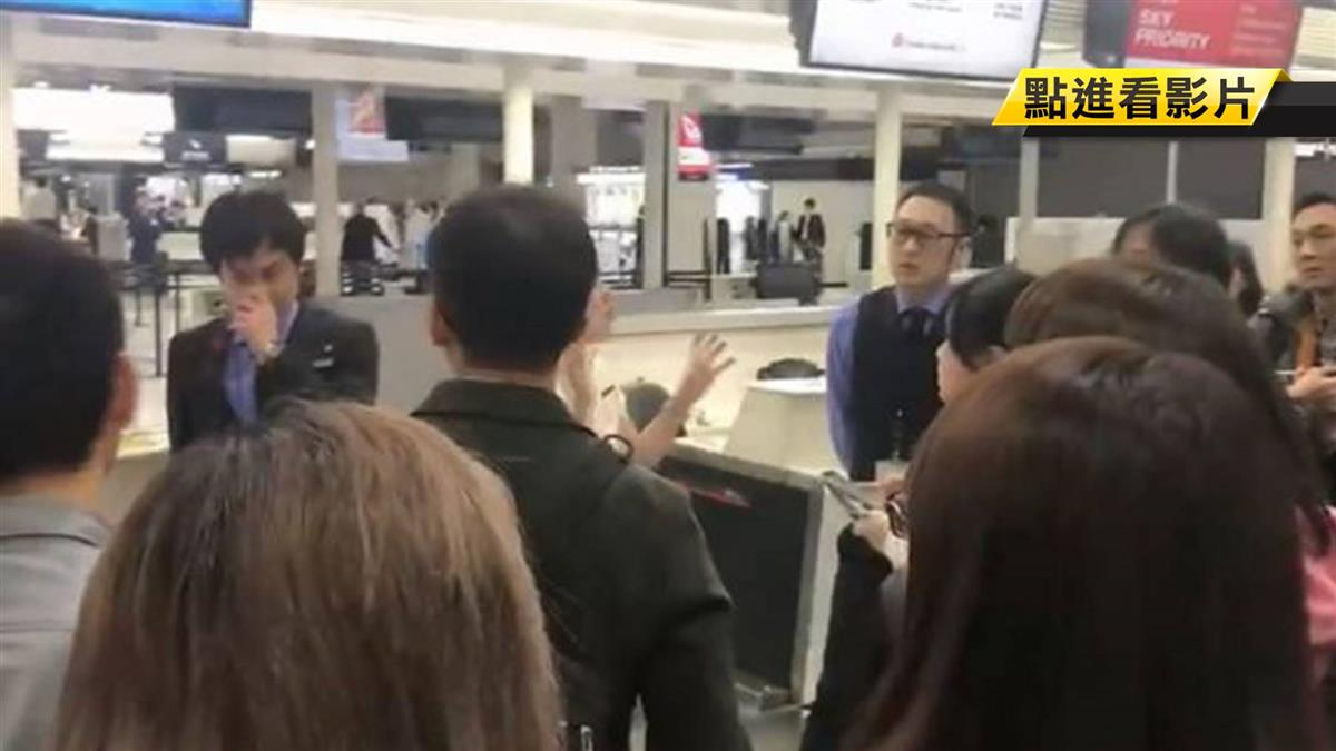 找不到人!班機異常遭滯留2日 110客日本機場怒