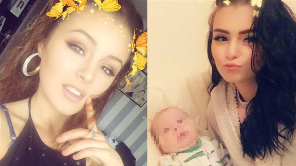 19歲媽2度流產終得子!5個月後暴斃…寶寶伴屍2天