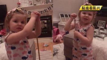 男同學深情求婚!3歲女童不爽嫁…下秒鎖喉打趴