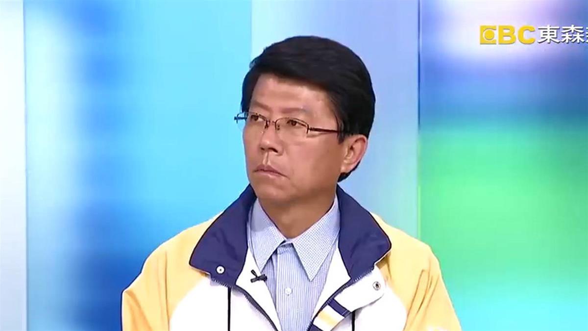 謝龍介民調贏7% 吳子嘉爆料背後毀謝計劃?