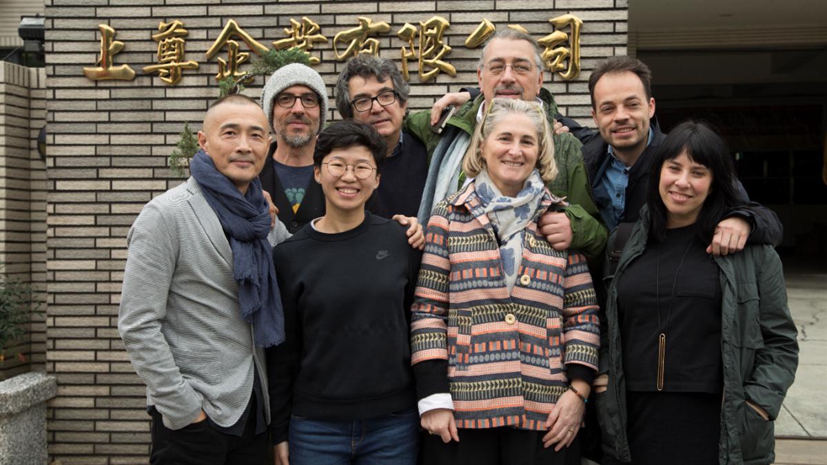國際跨界義大利設計師相中台灣!上尊鈕扣變身藝術展品 驚豔「米蘭設計周」