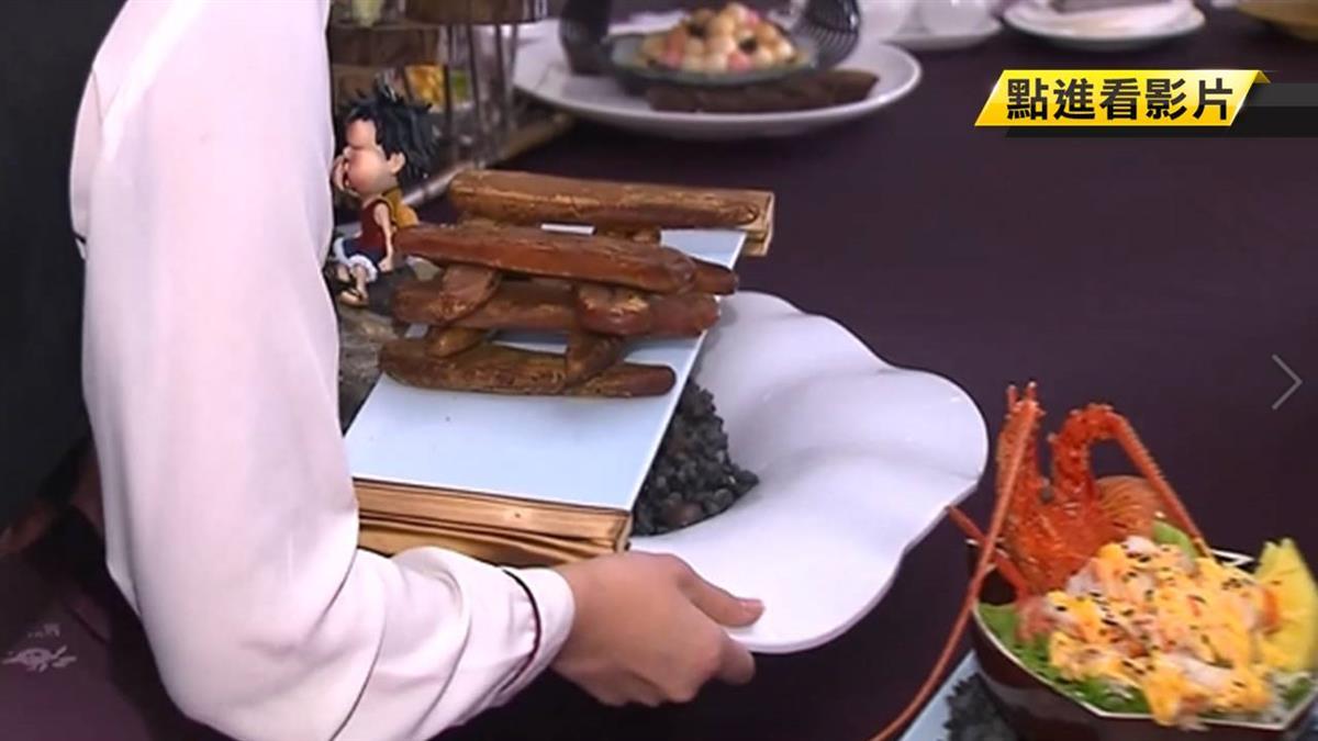 霸氣喜宴!每人半片烏魚子 一桌竟要價3萬