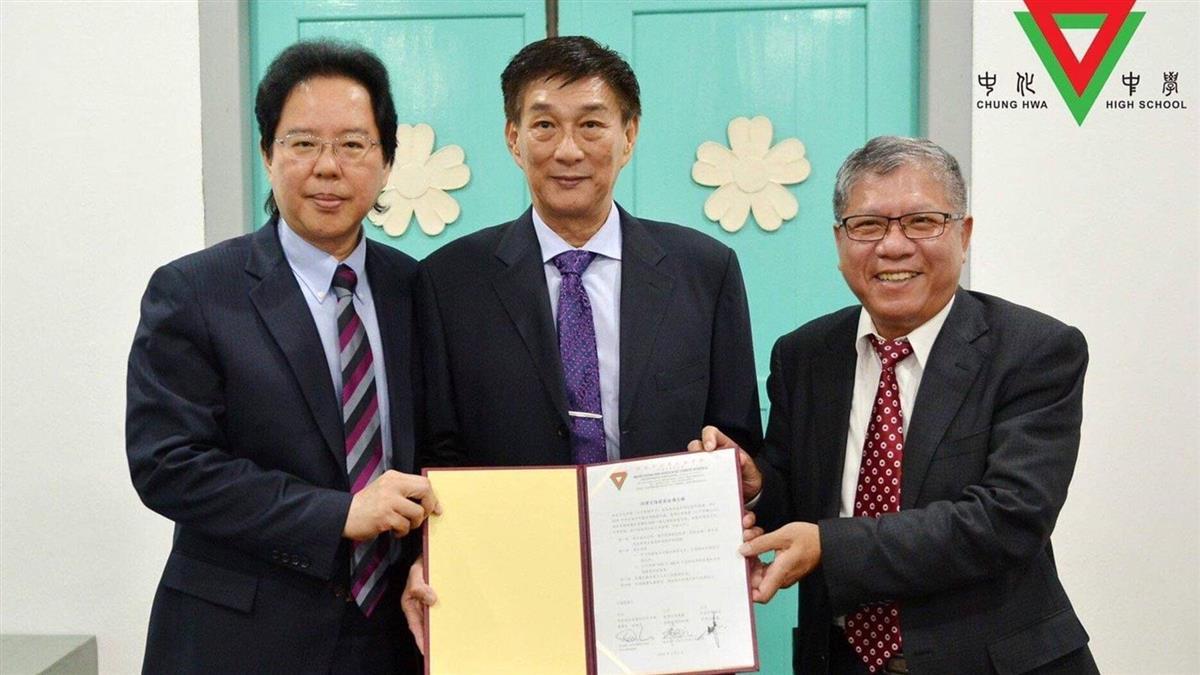 做外交也展現科技實力! 拿督劉康捷與大同集團捐贈馬國節電設備