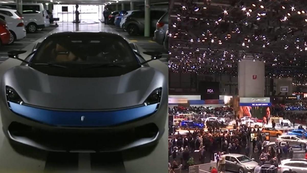 史上最強!義大利電動車超跑 加速比F16還快