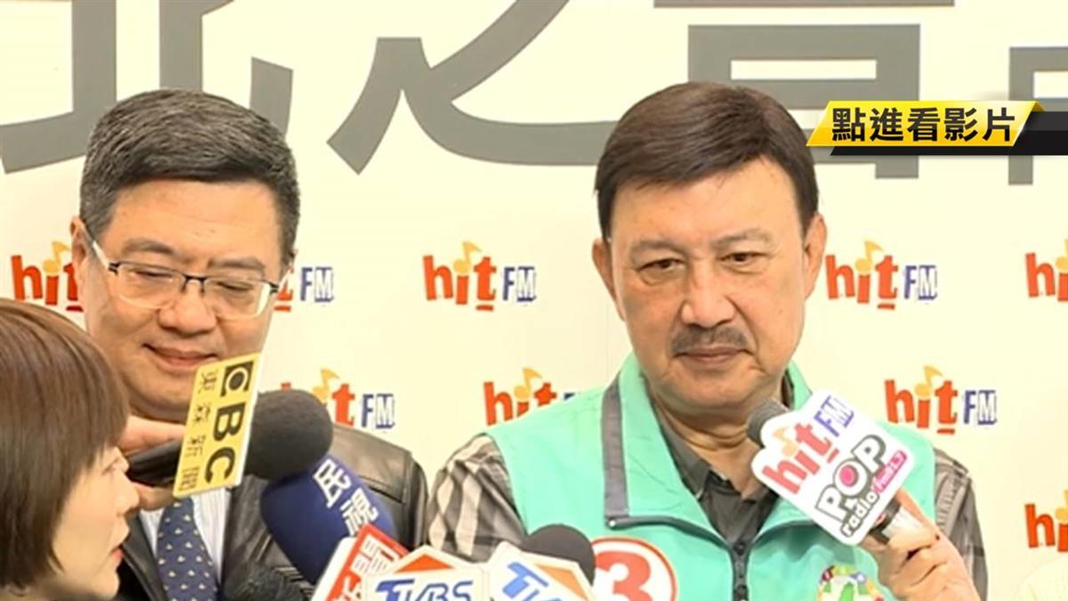 民進黨力守三重 卓榮泰:韓流來襲不如歸去