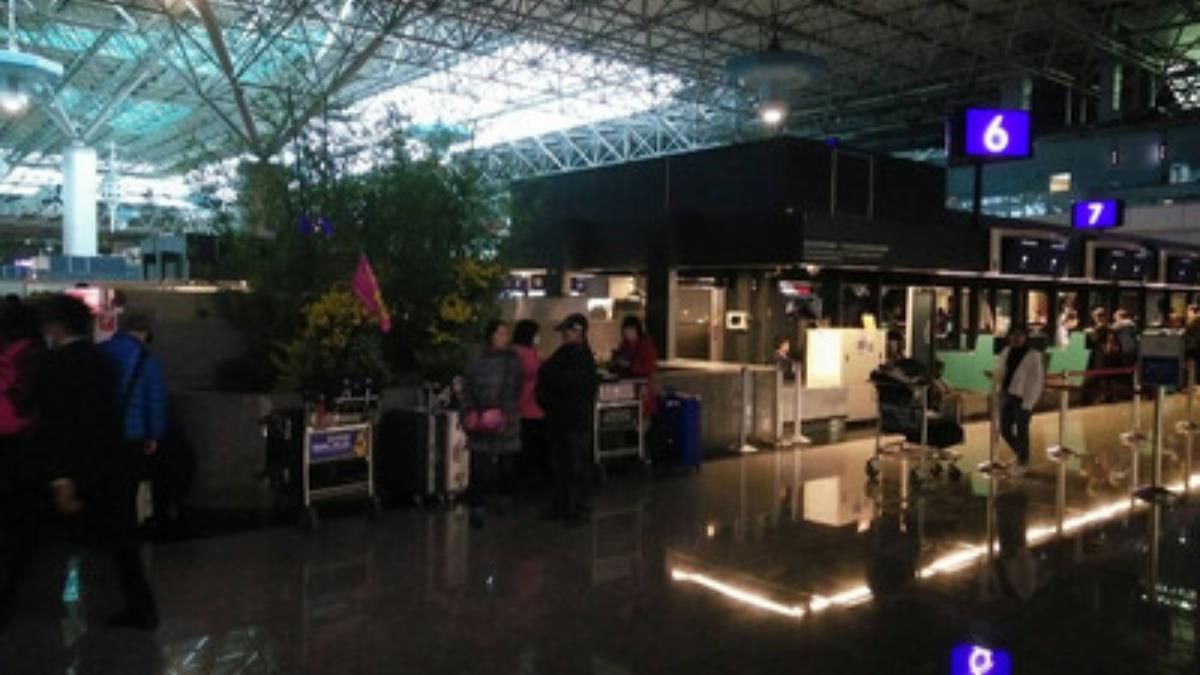 桃機無預警停電 台電:機場內部設備故障