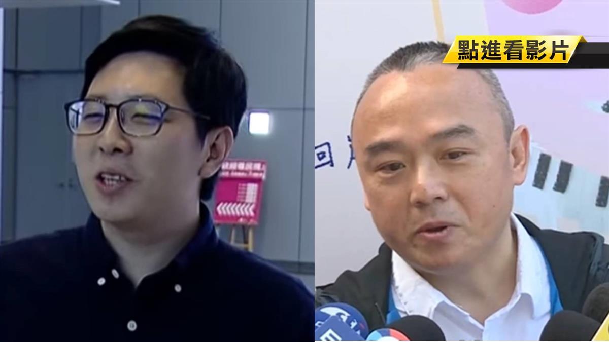 王浩宇爆料狂批韓 潘恆旭回嗆:另有陽謀