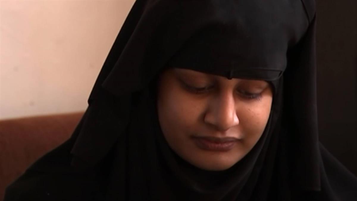 英IS新娘欲歸國遭拒 新生兒敘難民營夭折