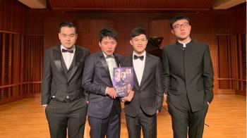 自閉症青年音樂家亞洲巡迴 精彩演出獲好評
