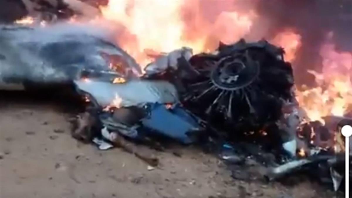 哥倫比亞飛機墜毀中東部 12人罹難