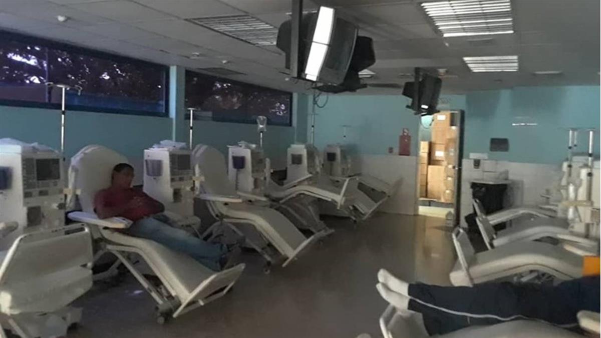 委內瑞拉全國大停電!15人無法洗腎枉死