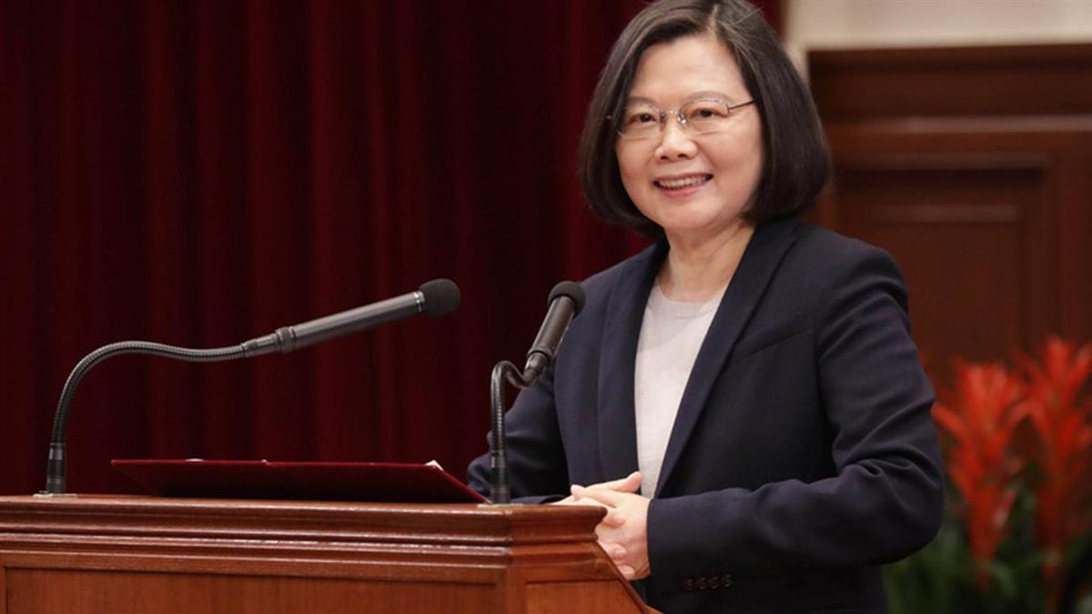 蔡總統海洋民主之旅 21日出訪南太友邦