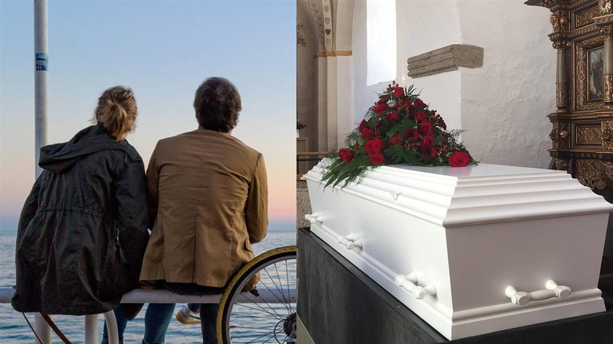 天秤夫:我要比妳先死!人妻聽原因崩潰