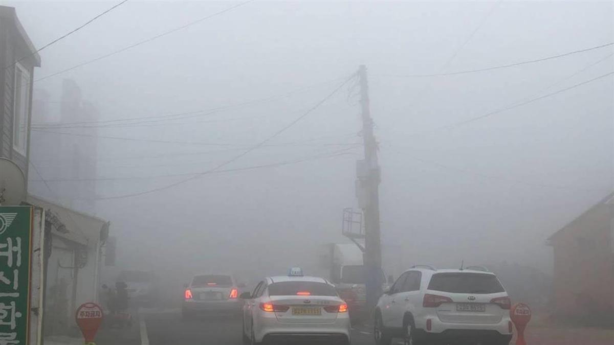 空汙肆虐 全球每年880萬人提早死亡