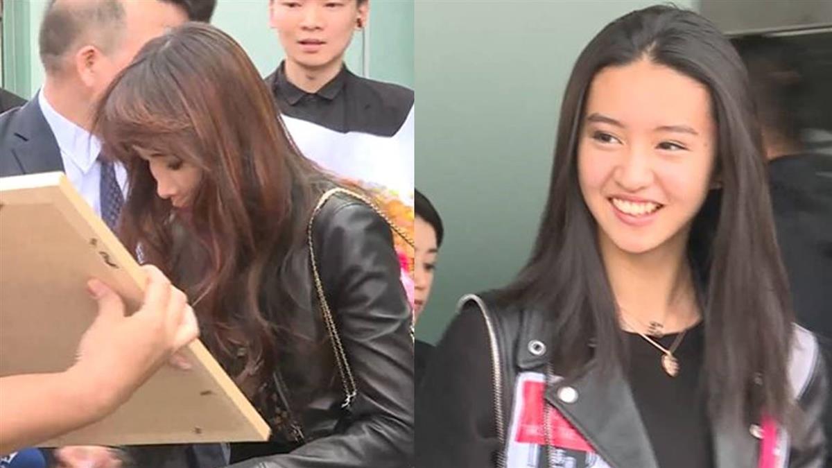 老媽比女兒紅 工藤靜香簽名 粉絲:我等25年