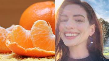 係假ㄟ!安海瑟威剝橘療法:別輕易相信名人