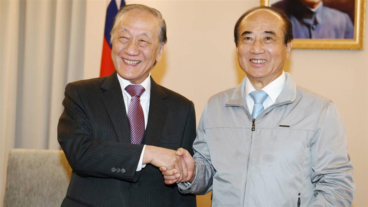 黨內拱韓王配 王金平:參選總統到底 不當副手