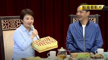 送太陽餅力挺朱立倫 盧秀燕:他是我認證的太陽
