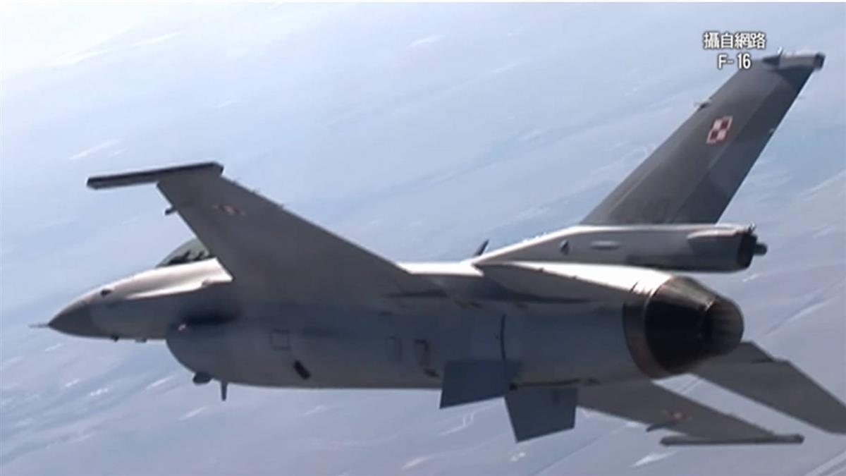 採購F-16V機率最大 最快2023年交機