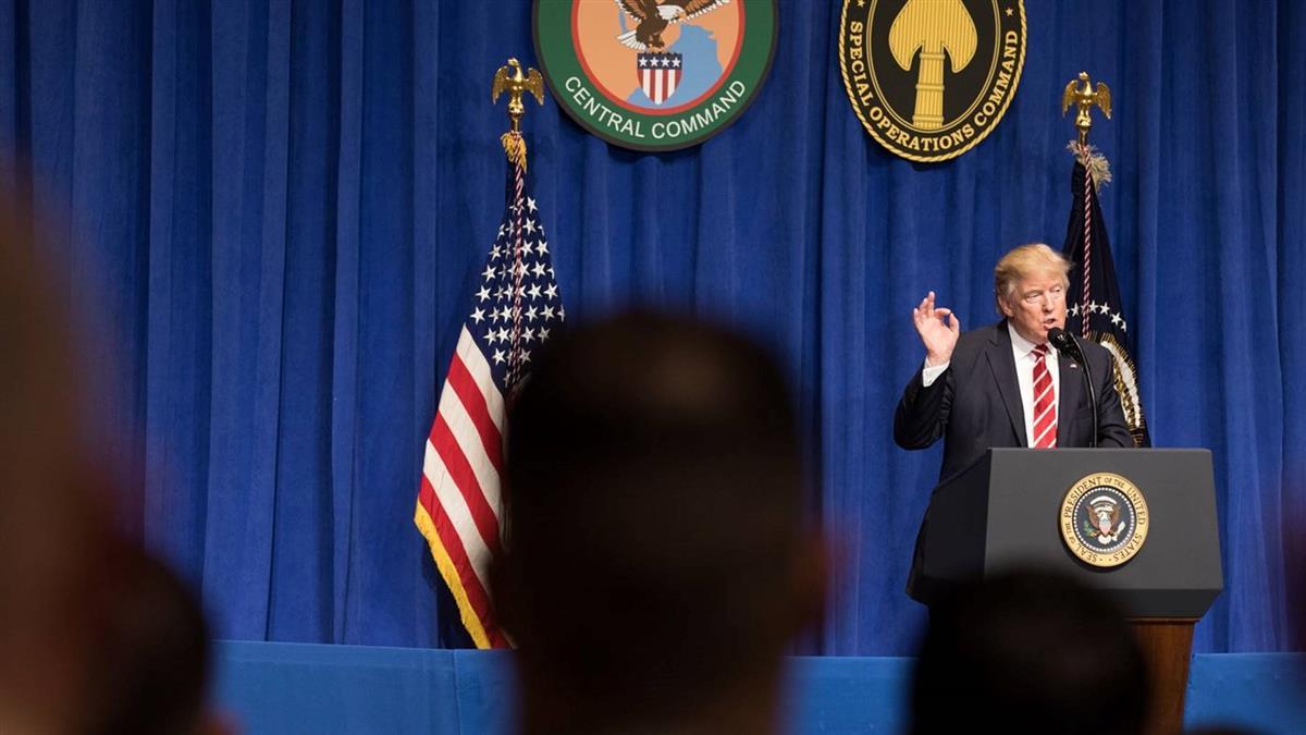 參院通過終止國家緊急狀態 川普揚言動用否決權